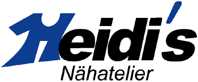 Heidi's Nähatelier Retina Logo
